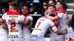 St Helens Super League 2018