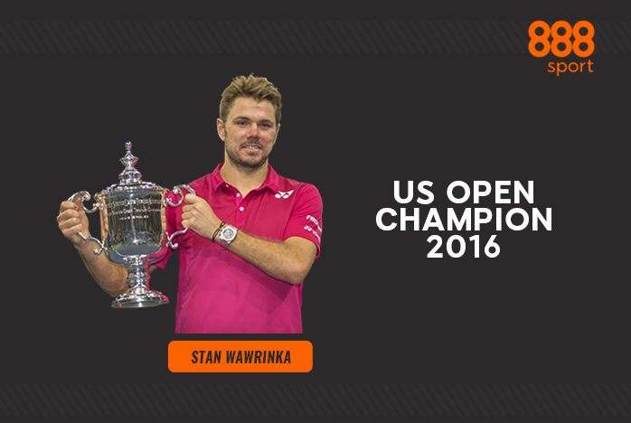 Wawrinka is backable in the US Open tennis betting markets