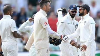 England vs India Third Test August 2018