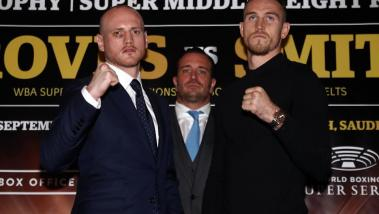 Callum Smith vs George Groves